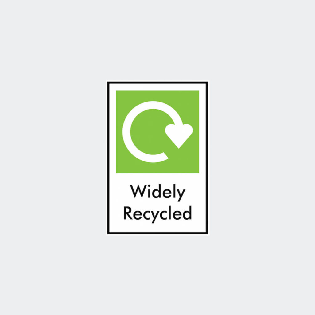 Widely-recycled
