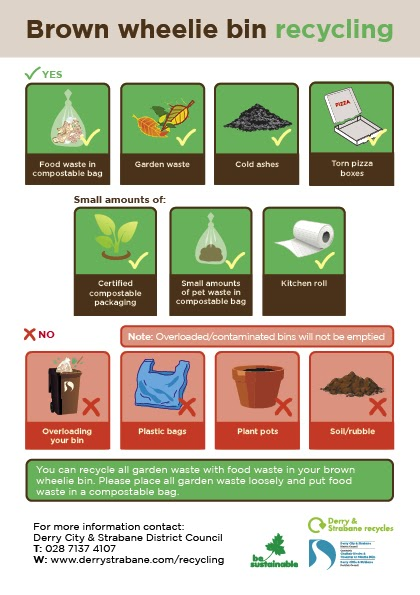 MIXED FOOD AND GARDEN WASTE SERVICE