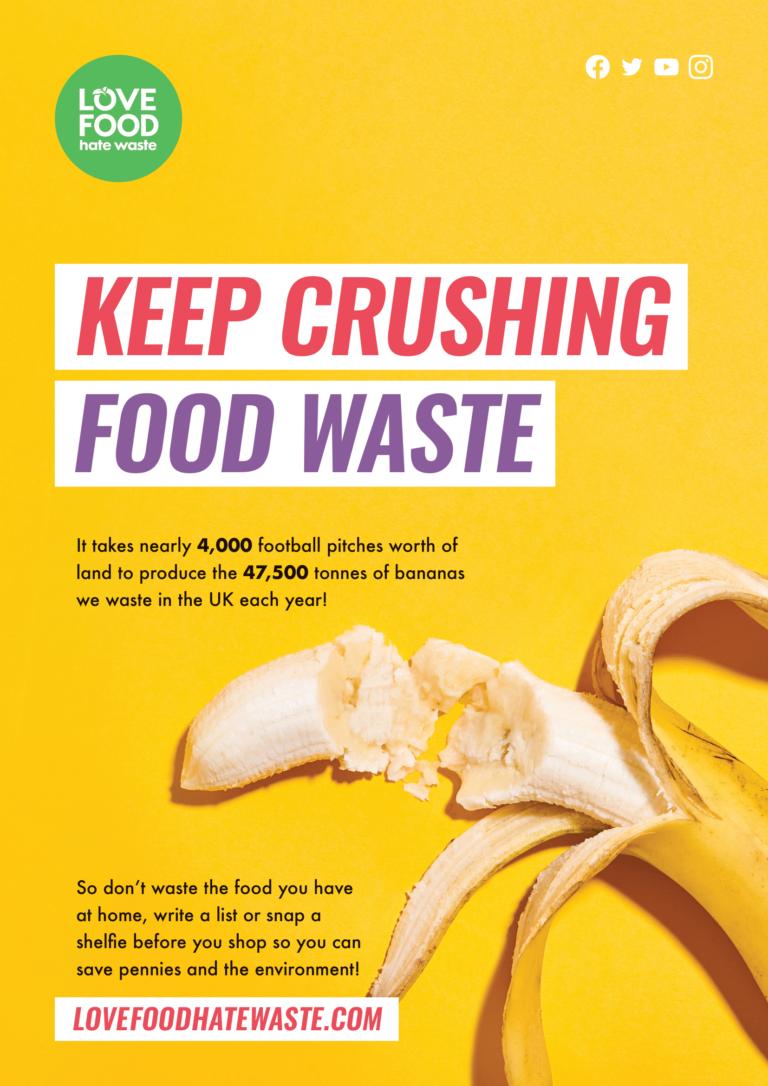 Love Food Leaflet