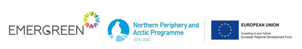 emergreen and npa logos