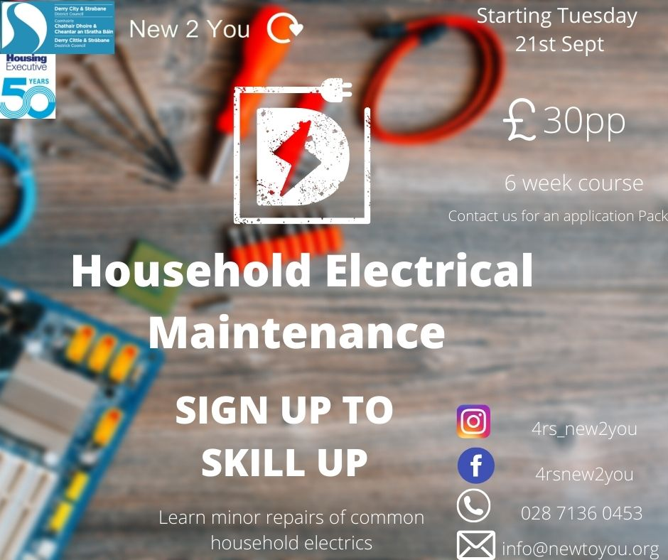 household electrical maintenance course